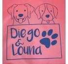 Diego et luna